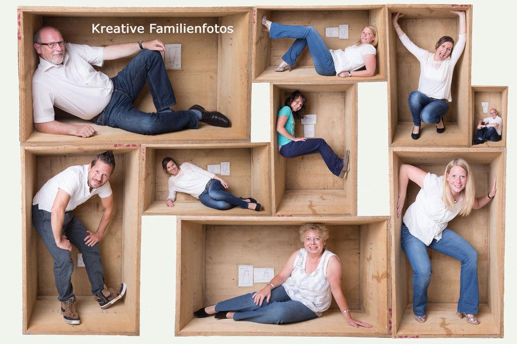 Familie Kistenbild