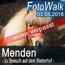2016-05-03 Bieberhof leider verpasst