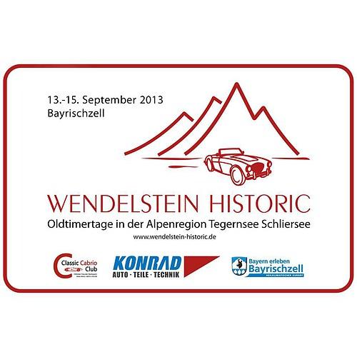 Wendelstein Historic 2013