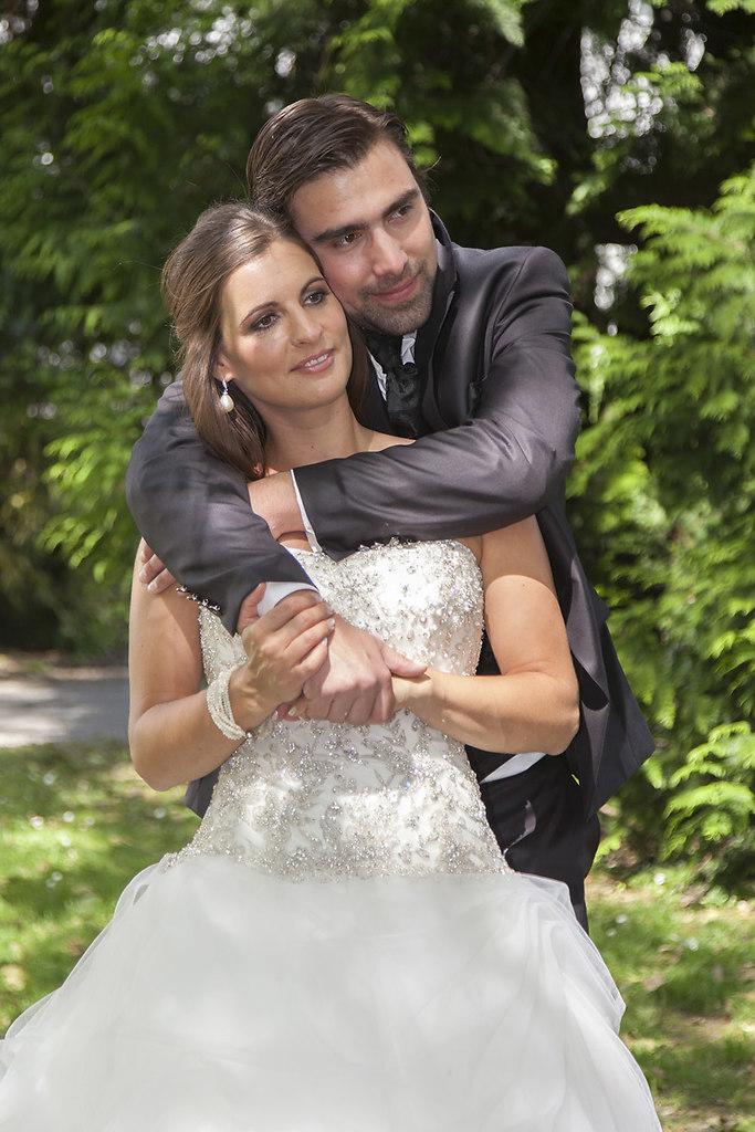 Das Brautpaar