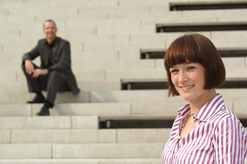 Portraitaufnahmen für die Firmenwebseite