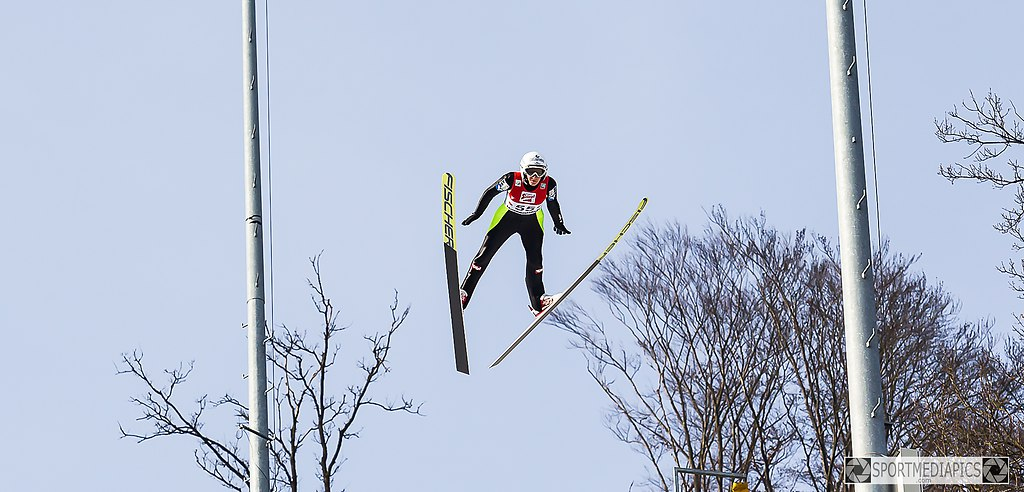FIS World Cup - Ski Jump -Hinzenbach (Austria)  (160206bm_148811-2) | FIS World Cup - Ski Jump -Hinzenbach (Austria)  im Bild: IRASCHKO - STOLZ Daniela (AUT)