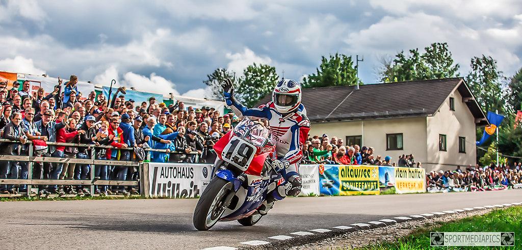 OLDTIMER GP  SCHWANENSTADT (160918bm_4383) | SPORT, MOTORSPORT, OLDTIMER GP , 16. - 18.09.2016 SCHWANENSTADT,   IM BILD:                     ... | APRILIA, HUSQUARNA, Honda, KTM, SUPERMOTO, TM, Yamaha