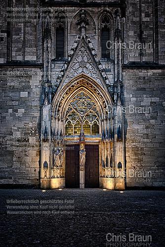 Portal der Überwasserkirche