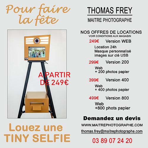 photobooth tarifs T.FREY