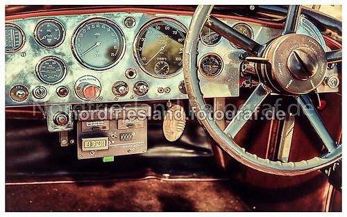 Cockpit britischer Daimler_FB