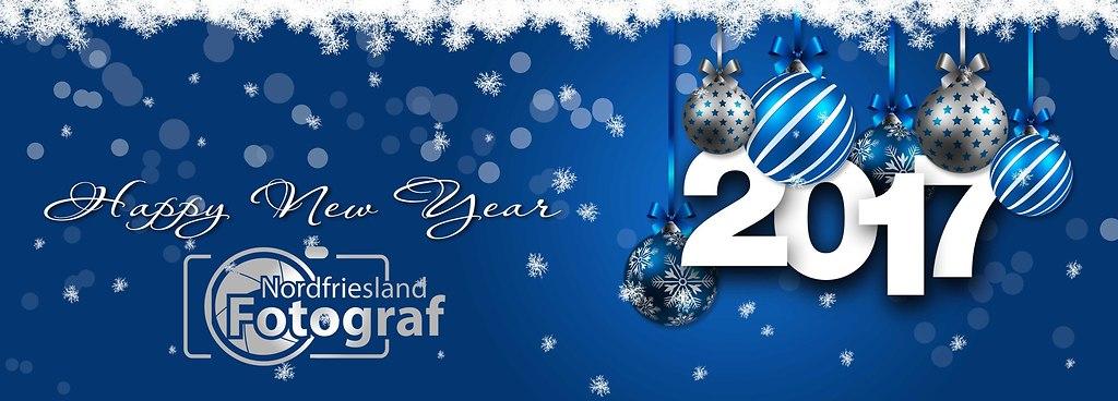 Frohes neues Jahr Fotograf