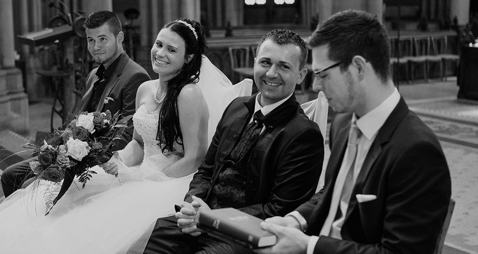 Hochzeiten | Bilder so stark wie Ihre Liebe, für den Weg in die Ewigkeit