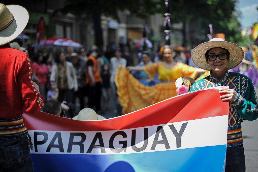 Karneval der Kulturen - Paraguay