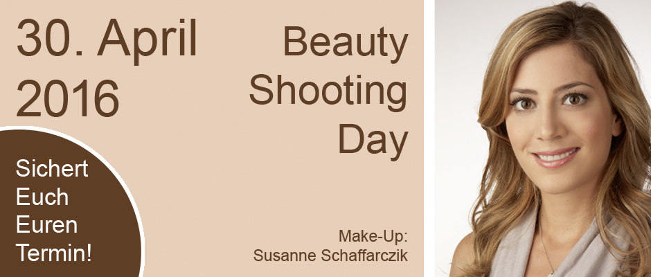 Beautyshooting banner website