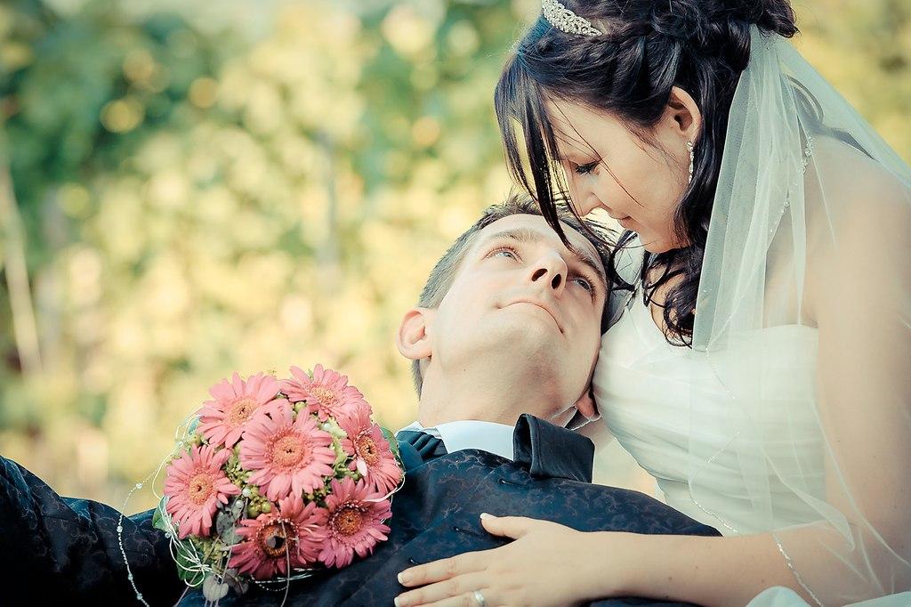 | ... ein Blick sagt mehr als tausend Worte | Hochzeitsfotograf, Hochzeit, Brautpaar