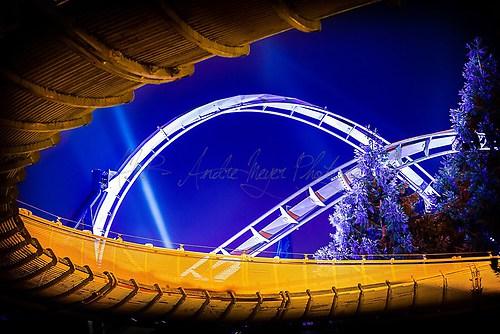 Heide Park - Wing Coaster