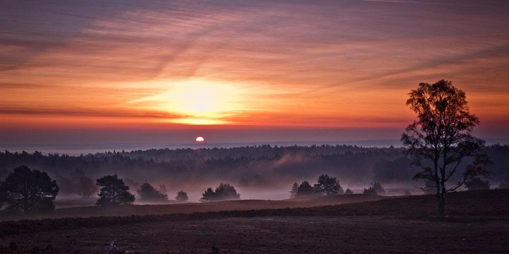 Brunsberg - Sonnenaufgang