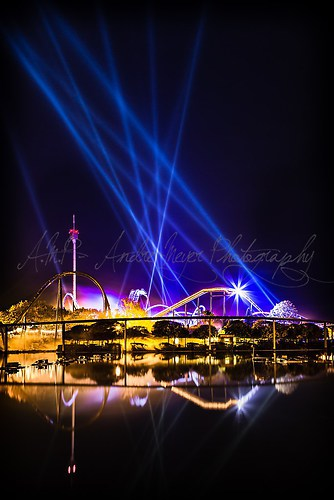 Heide Park - Halloween Nights 2013