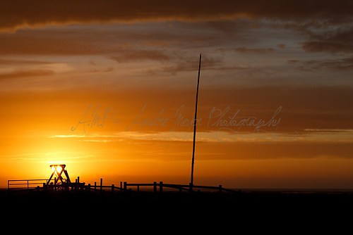 Langeness - Sonnenuntergang
