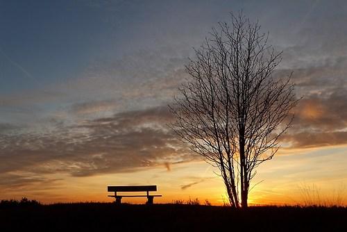 Brunsberg - Sonnenuntergang
