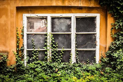 Prag - Fenster 1