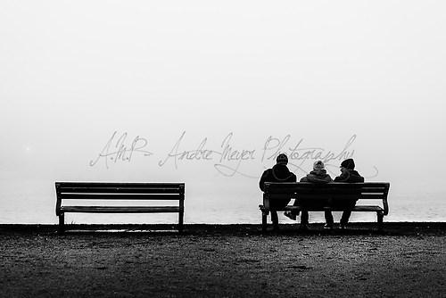 Hamburg - Alsterblick