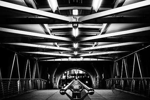 Hamburg - Landungsbrücke
