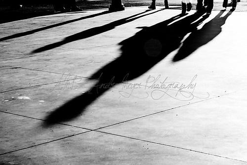 San Francisco - lange Schatten