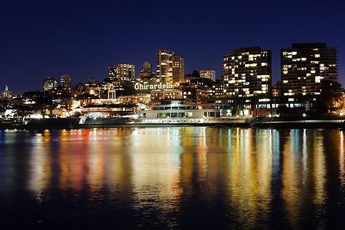 San Francisco - Ghiradelli