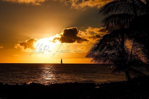 Kauai - Sonnenuntergang