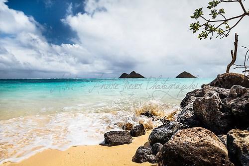 Oahu - Lanakai Beach