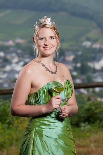 Weinkönigin Meilina I.