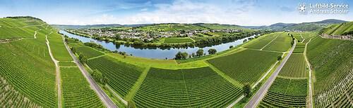 Panoramafoto Brauneberg