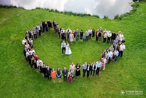 Hochzeitsfeier in Schillingen