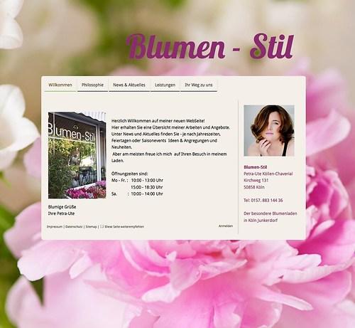 Blumes Stil 1