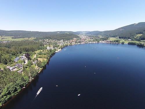 Schwarzwald See Titisee (20150710-DJI01463)
