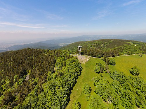Schauinsland Turm (20150528-DJI01128)