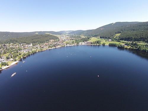 Schwarzwald See Titisee (20150710-DJI01471)