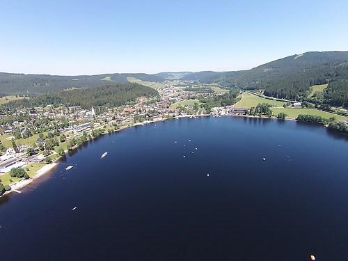 Schwarzwald See Titisee (20150710-DJI01479)