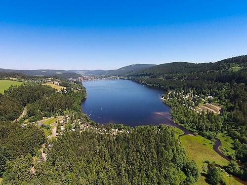 Schwarzwald See Titisee (20150710-DJI01503)