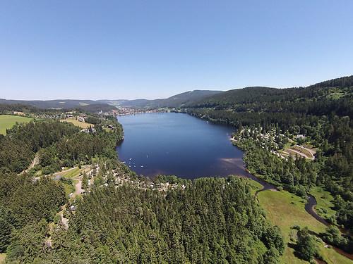 Schwarzwald See Titisee (20150710-DJI01505)