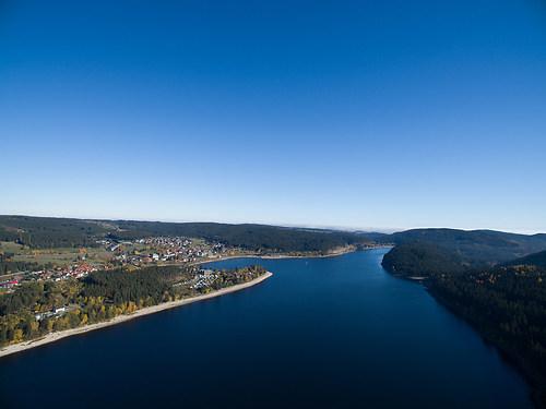 Schluchsee - Schwarzwald See (20151027-DJI_0131)