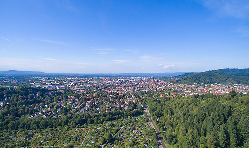 Freiburg am Schwarzwald (20150828-DJI_0002)