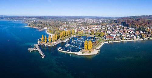 Unteruhldingen am Bodensee (DJI_0017-Pano)