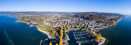 Unteruhldingen am Bodensee (DJI_0030-Pano)