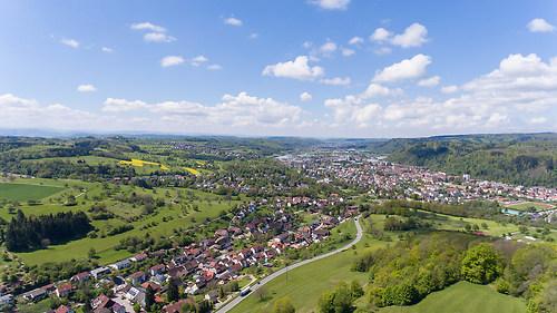 Schopfheim im Wiesental (20170505-DJI_0203)