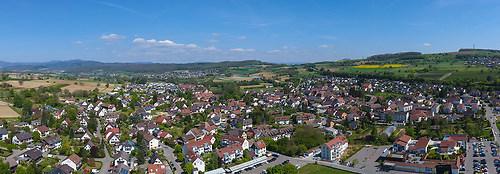 Binzen bei Lörrach (20170423-DJI_0115-Pano)