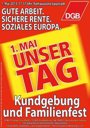 2013 - Plakat