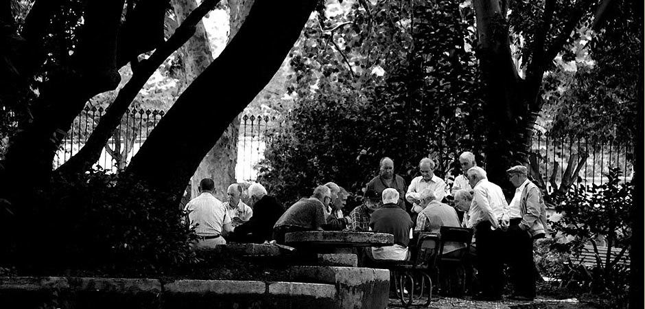 Jardim da Estrela (Lissabon, 2009) #1829