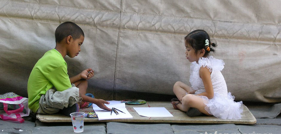 Little Artists (Florence, 2007) #0047 |