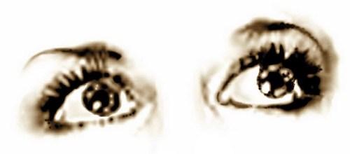 Scheerp Eyes Logo White No Nose Flach 2