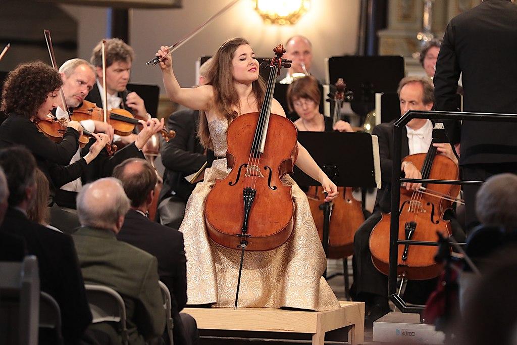 Cellokonzerte (IMG_0561_fotonick_2016_10) | Alisa Weilerstein VioloncelloDie Deutsche KammerphilharmonieBremenPaavo Järvi Dirigent-Foto...
