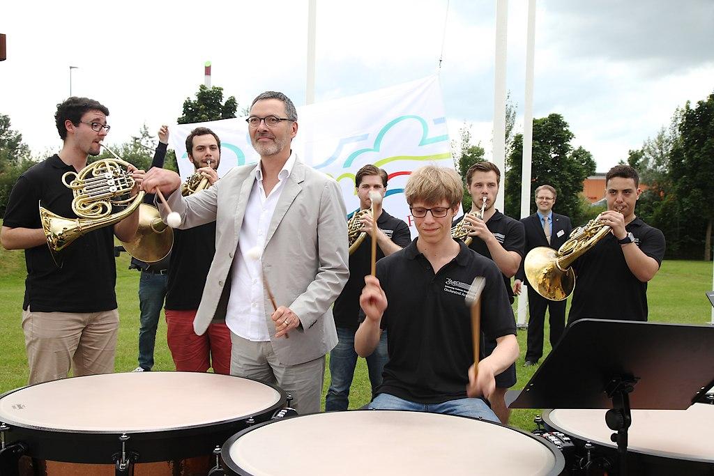 IMG_0007_fotonick_2016_2 | Flaggenparade Orchesterakademie - Foto Axel Nickolaus