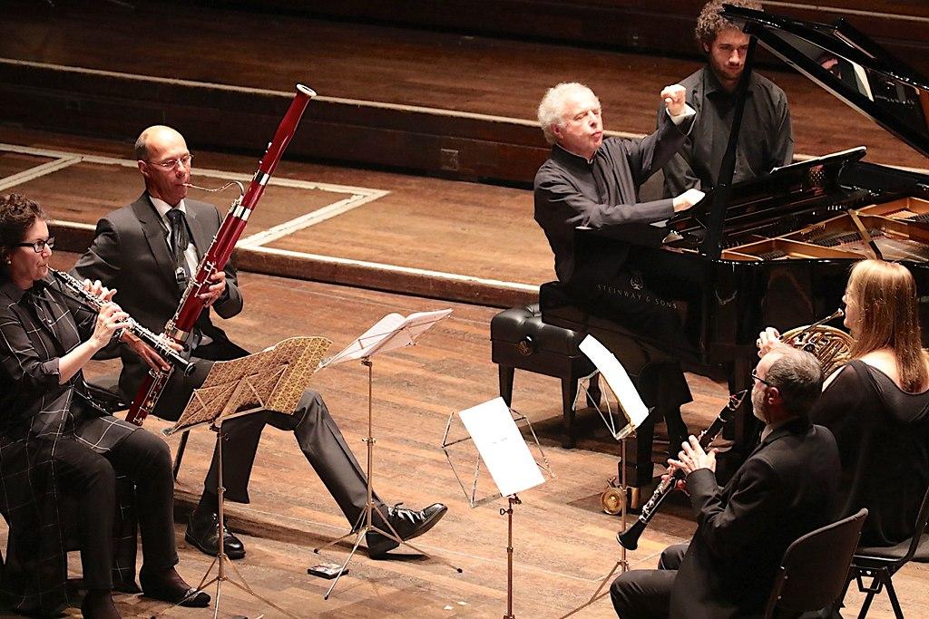 Haydn Quartette (IMG_0850_fotonick_2016_5) | Sir András Schiff KlavierMusiker der Cappella Andrea Barca-Foto Axel Nickolaus